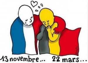 attentat Belgique mars 2016